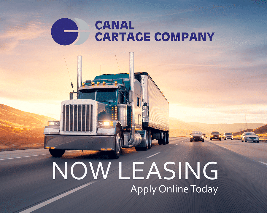 Drive With Us at Canal Cartage Houston