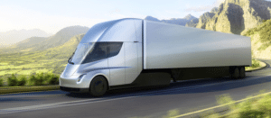 Tesla Semi Trucks Texas Logistics Canal Cartage Houston